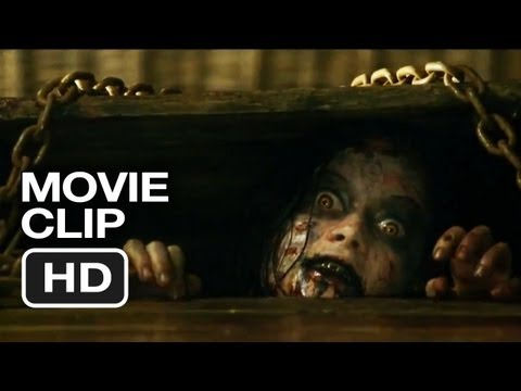 Evil Dead Movie TV Spot - Scream Safe (2013) - Horror Movie
