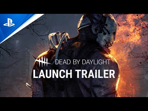 Dead by Daylight   PlayStation 5 Launch Trailer