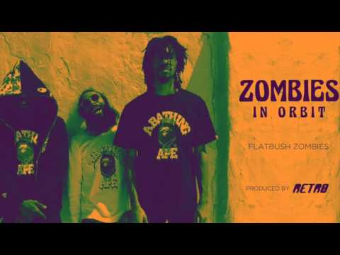 (Free) Flatbush Zombies Type Beat - Zombies in Orbit (Prod.Gerry Retro)