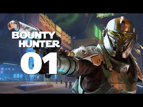 Star Wars: The Old Republic - Part 1 (Bounty Hunter)
