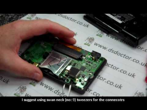how to fix a dsi screen