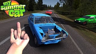 My Summer Car - THE FIRST DRIVE