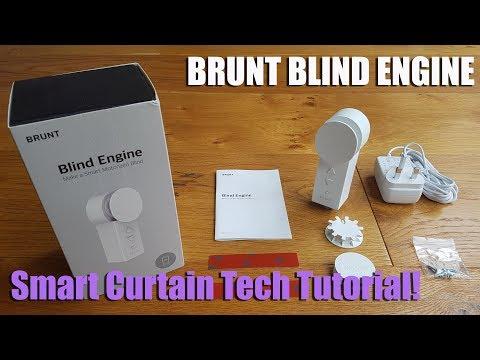 Brunt Blind Engine How to Make Your Blinds Smart!