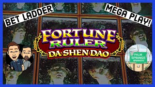 BET LADDER Worked Out BIG TIME On Walking Dead 2! $20 SPIN on Fortune Ruler MEGA PLAY