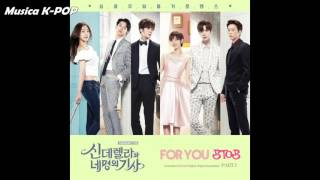 Download Video BTOB - For You (Cinderella and Four Knights OST Part.1)[AUDIO/MP3] MP3 3GP MP4