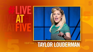 Broadway.com #LiveatFive with Taylor Louderman of KINKY BOOTS