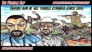 The Fortean Slip Episode 29 - Skinwalker Ranch And Other Dressings