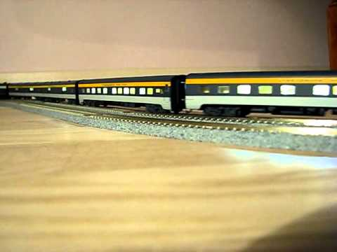 Walthers N С&O Streamlined Pullman Pass