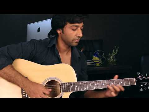 Bekarar karke hume - Bees Saal Baad - Guitar Lesson in hindi for Beginners By VEER KUMAR