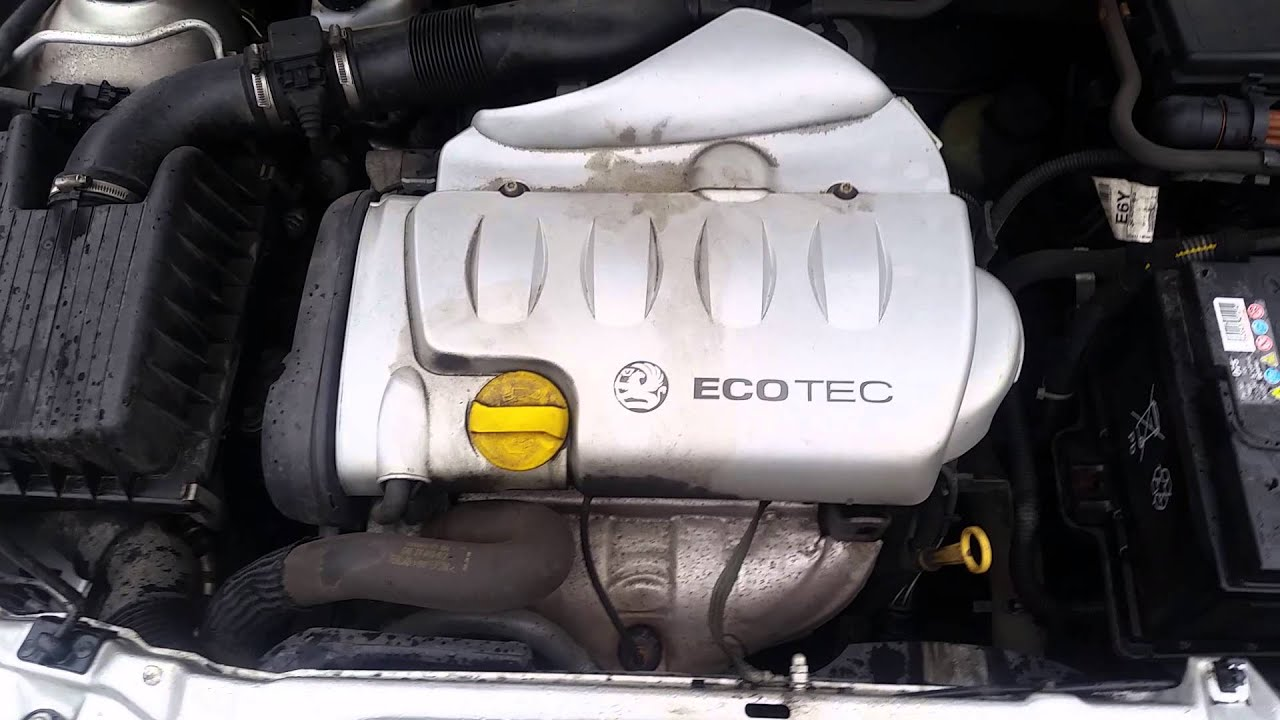 how to find engine code astra ts 02
