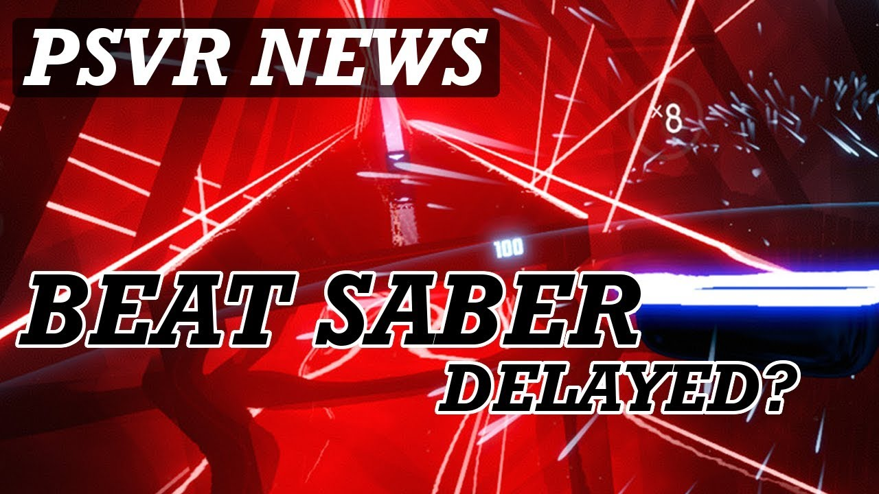 GOOD NEWS FOR PSVR OWNERS! Free PSVR Games And Updates! Beat Saber Release  Date Latest!