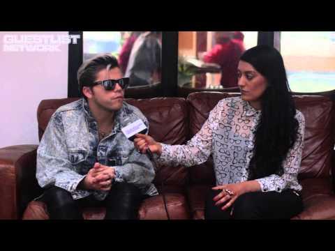 Vince Kidd Interview - Guestlist 2012