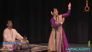 Kathak Dance Teaser- Los Angeles International Music and Arts Academy