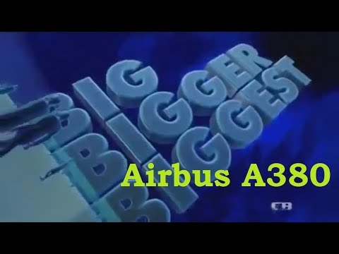 Airbus A380 - Megastructures - Biggest Aeroplane - Full Documentary