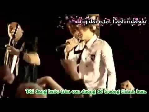 Supernova - TETRA FANG .karaoke