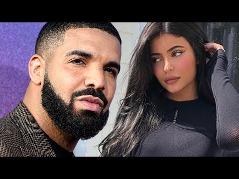 Kylie Jenner Caught FLIRTING With Drake During His Birthday Party!