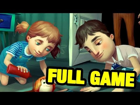 HELLO NEIGHBOR HIDE AND SEEK Full Game