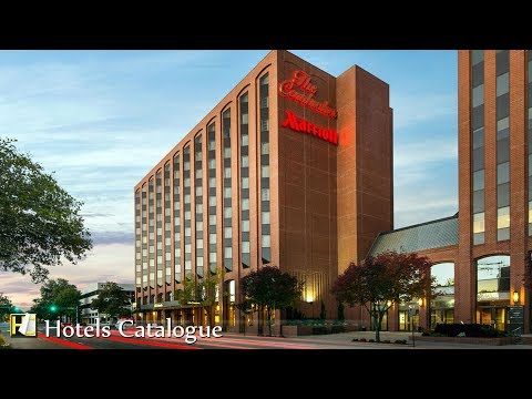 Lincoln Marriott Cornhusker Hotel Tour And Room Highlights