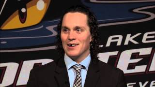 Bryan Lerg Monsters Nominee - AHL Man of the Year