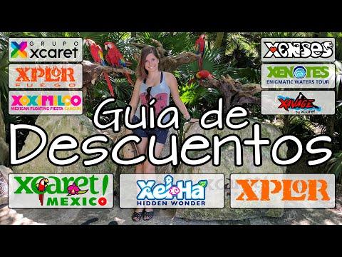 Xcaret 🦜 Guía de Promociones, cupones y descuentos 🤑 Entradas Parques #Xcaret, #Xplor, #Xel-Ha y más
