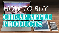 How to buy a cheap Macbook Pro - 3 ways to get a discounted Apple computer