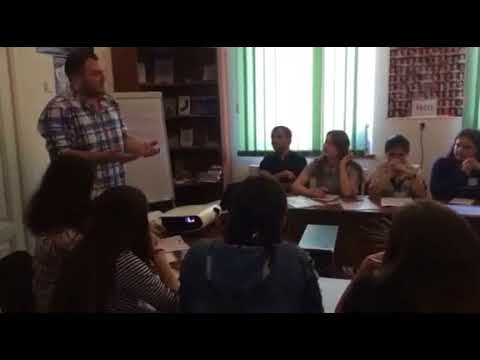 """Young Activist"" Project: Workshop in Akhaltsikhe - 3"