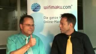 wifimaku update Oktober 2012 mit Roman Probst CEO Translation-Probst AG