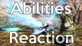 FFXIV Stormblood Job Actions LIVE REACTION w/ Drak!