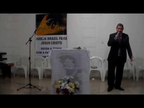 Missionário Evangelista EdenilsonSuportai-vos uns aos outros IgBrasil Para Jesus CristoPGPr