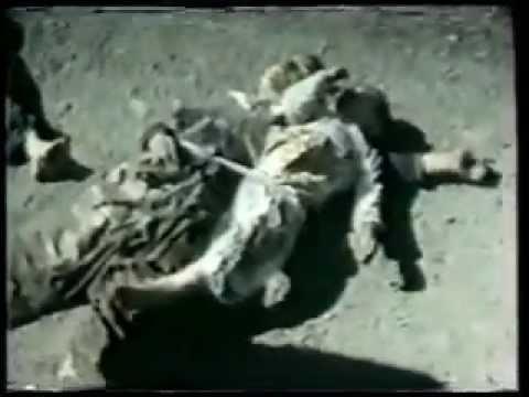Al-Anfal Campaign footage of aftermath [18+ DISTURBING]