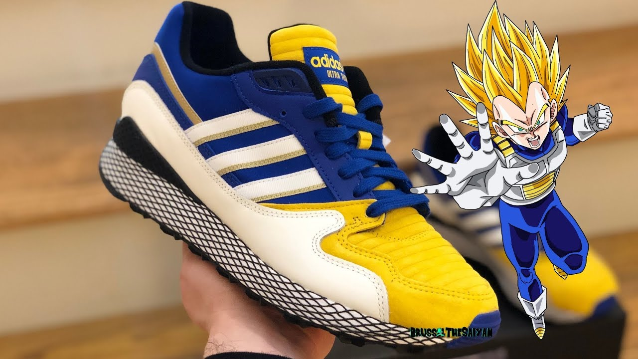 Adidas X Dragonball Z Ultra Tech