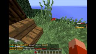 Minecraft Hunger Games a BedWars