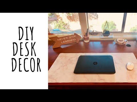 DIY Desk Decor thumbnail
