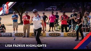 DGPT FPO Highlights: Lisa Fajkus