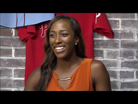 The Sports Break with Renee Washington- August 24th