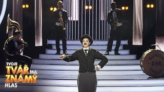 Berenika Kohoutová jako Charlie Chaplin