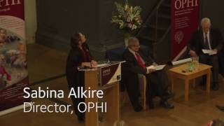 Amartya Sen 'democracy and social decisions' - introductory speeches