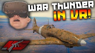 ▶ War Thunder in VR! How is it?
