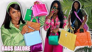 My Favorite Bags For Summer Ft Telfar, Brandon Blackwood, Zara, SHEIN + More!