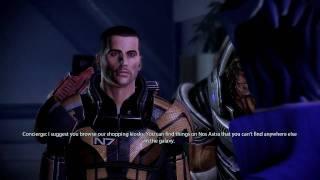 Mass Effect 2 - Arrival on Illium