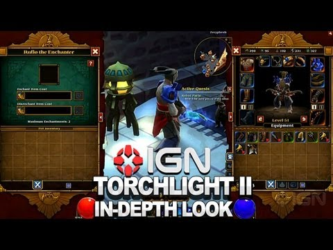 Torchlight  Best Class And Build For Solo