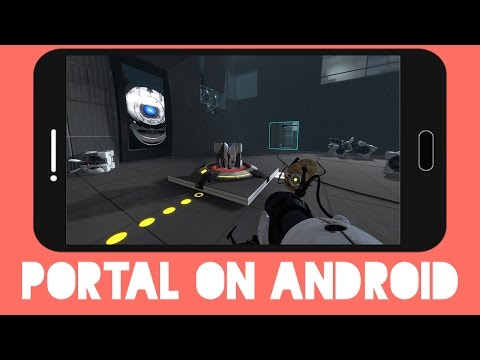 How to Play Portal on any Android