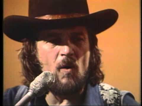 WAYLON JENNINGS Lonesome On'ry And Mean