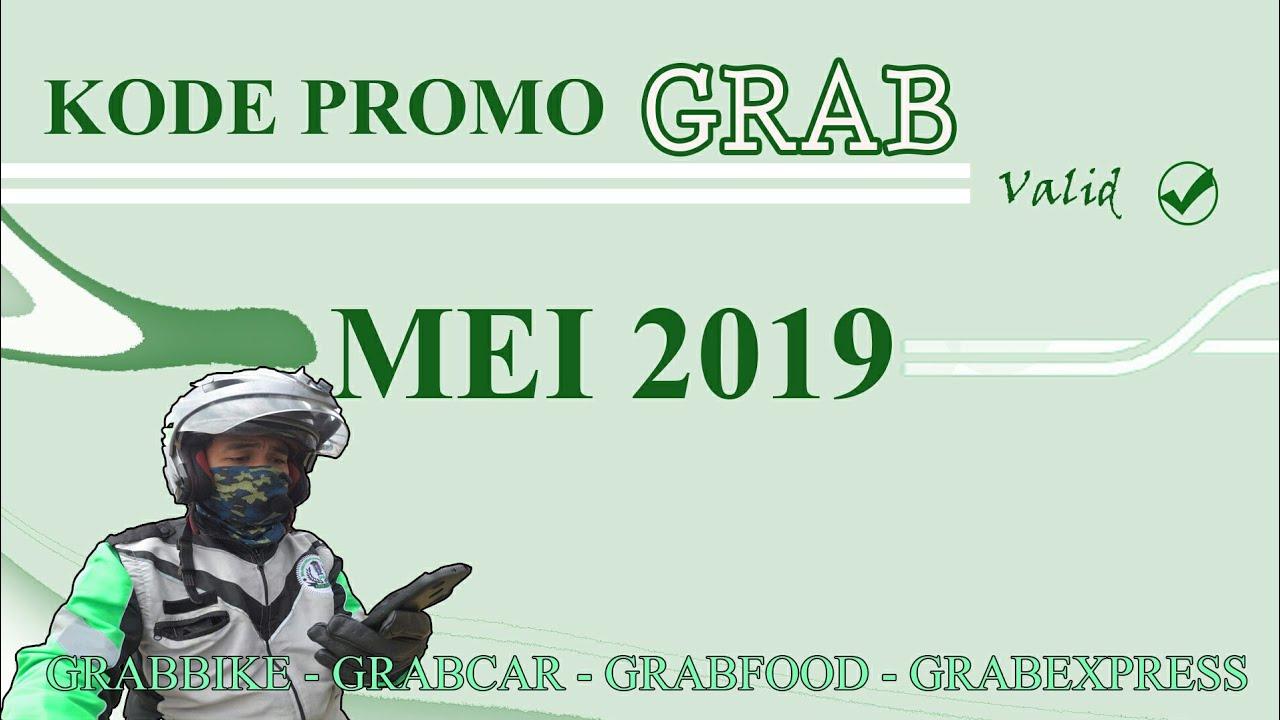 Kode Promo Grab Mei 2019 Valid Youtube