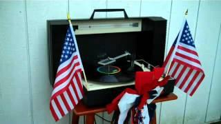 Senator Everett McKinley Dirksen - The Story of the Statue of Liberty (LP)