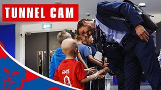 Inside Access as England Denied by Spain in Nations League Opener | Tunnel Cam