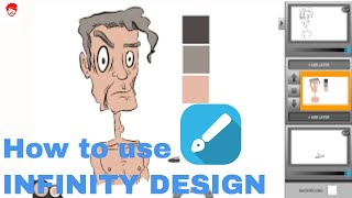 How to use INFINITY DESIGN app | full details about INFINITY DESIGN