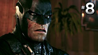 Batman Arkham Knight · Knightmare Walkthrough Part 8 · Mercy Bridge Investigation