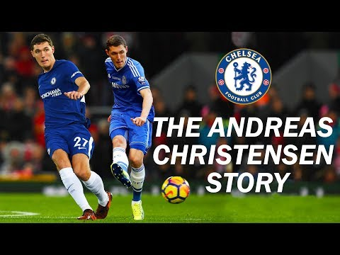 The Rise Of Andreas Christensen | Chelsea Films