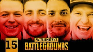 PlayerUnknown's Battlegrounds #015 mit Simon, Timo, Clemens & Krogi